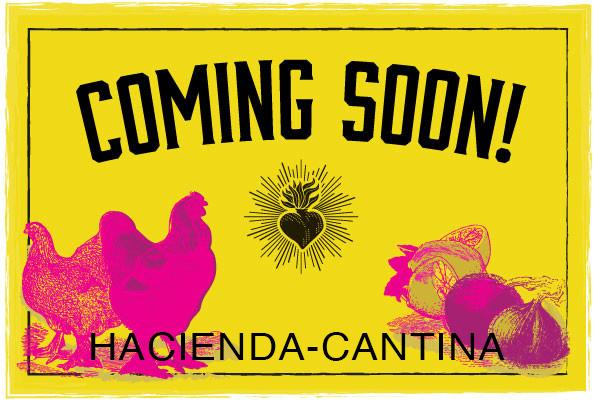 Hacienda Cantina Resort Alex Mardkian coming soon