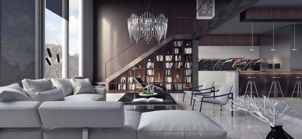 Loft Design Ideas For Industrial | BLOG Certified