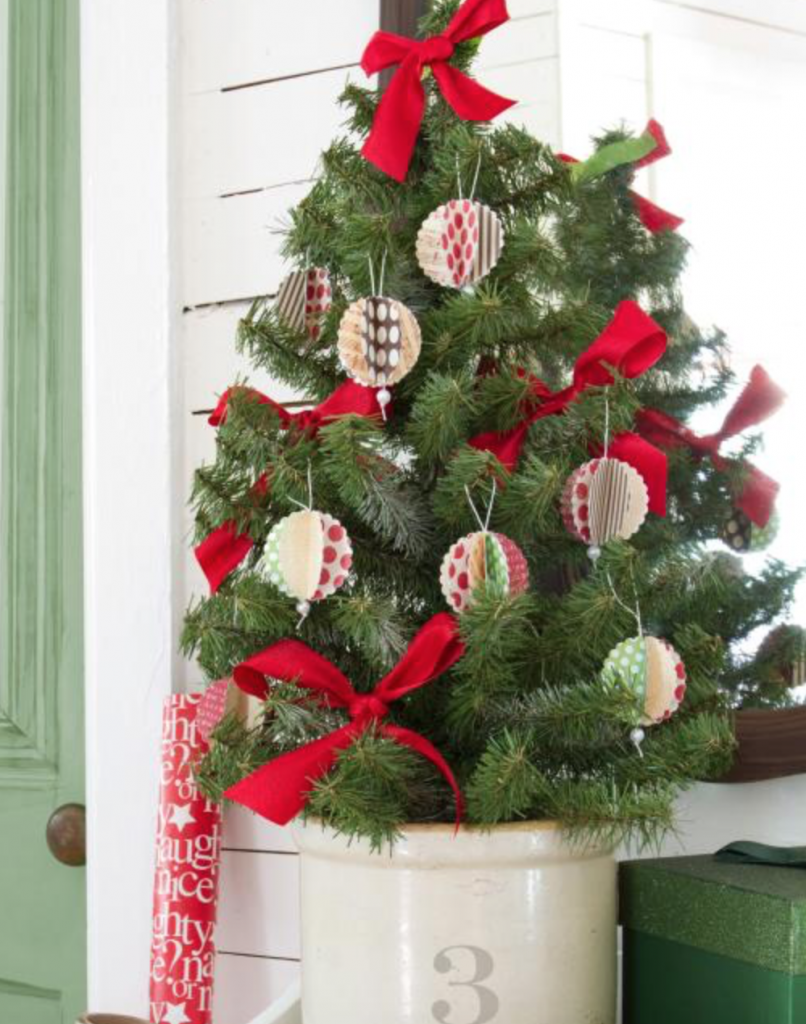 Diy Paper Ornaments To Make With Kids Blog Certified