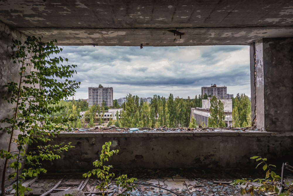 Chernobyl Today: Visiting Prypyat 33 Years   BLOG Certified